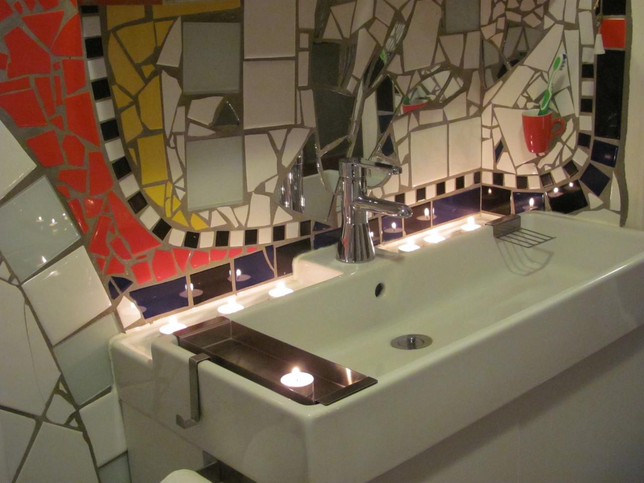 Kunststof Tegels Praxis : Kunstof tegels praxis: de prettig praxis tegels badkamer denkbeeld